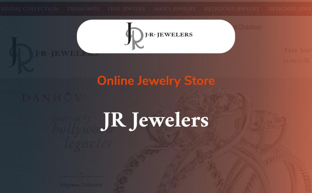 J.R. Jewelers - Increase in Website Revenue