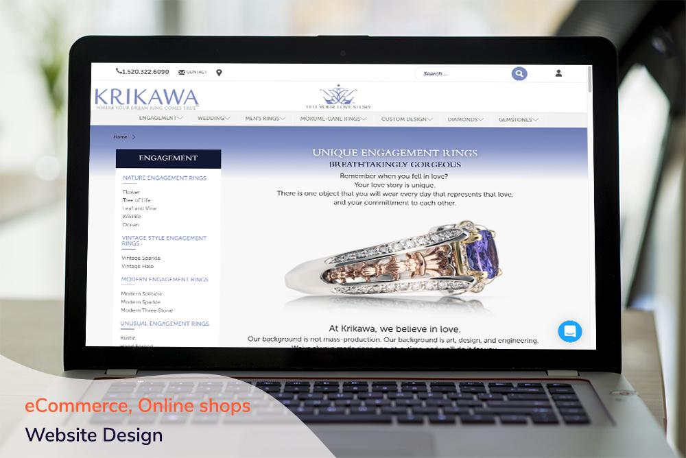 AgileGrow - eCommerce, Online shops Website Design